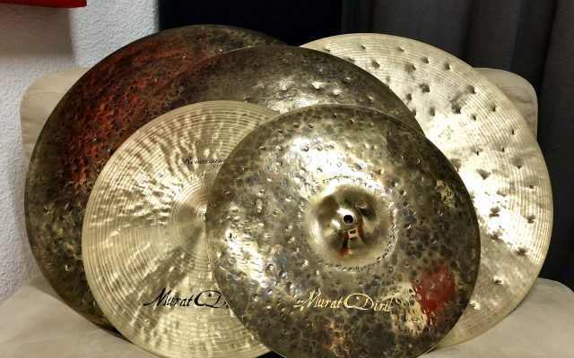 Murat Diril Cymbals Choice