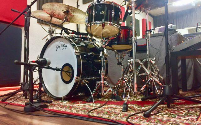 Remote Drummer Studio