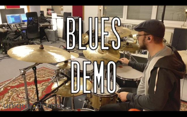 Online-Session-Schlagzeuger - Björn Netten